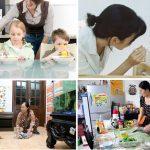 Những lưu ý cần quan tâm khi bạn giao trẻ cho người giúp việc